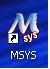 MSYS shortcut