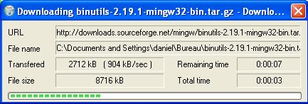 Windows developement environment, part 1